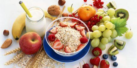 Dietos plano ingridientai