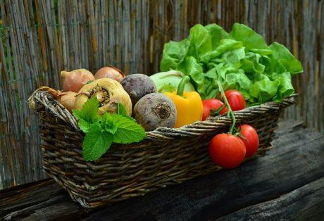 sezoninių daržovių nauda