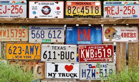 automobilio savininkas pagal numerius