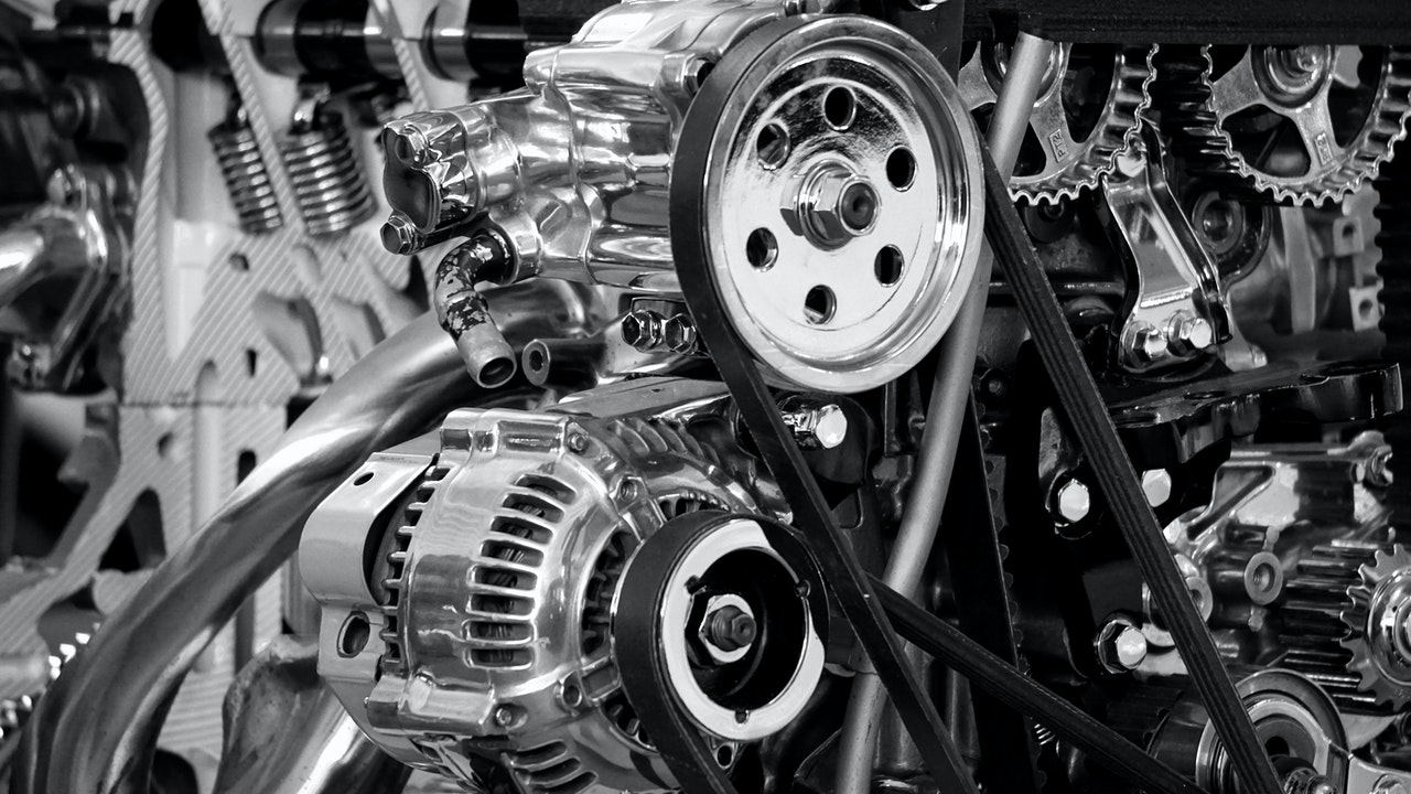 greyscale-photography-of-car-engine-190574-1